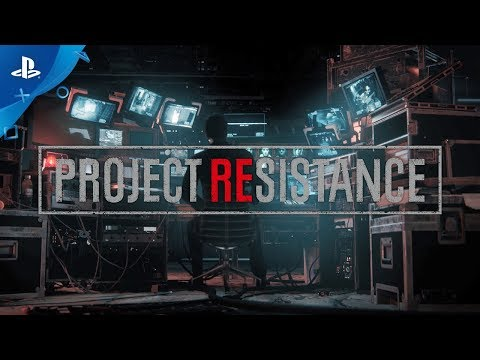 Project Resistance - Gameplay Overview   PS4
