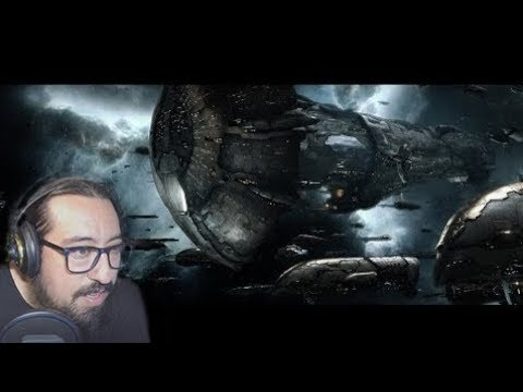 EVE Online: The Prophecy (Fanfest 2014 Trailer) REACTION