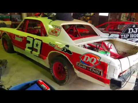 Steve Podratz Racing.  Viking Speedway.  5/27/17