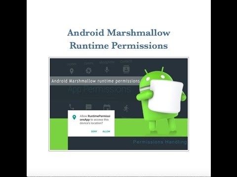 How to check Runtime Permission in Android