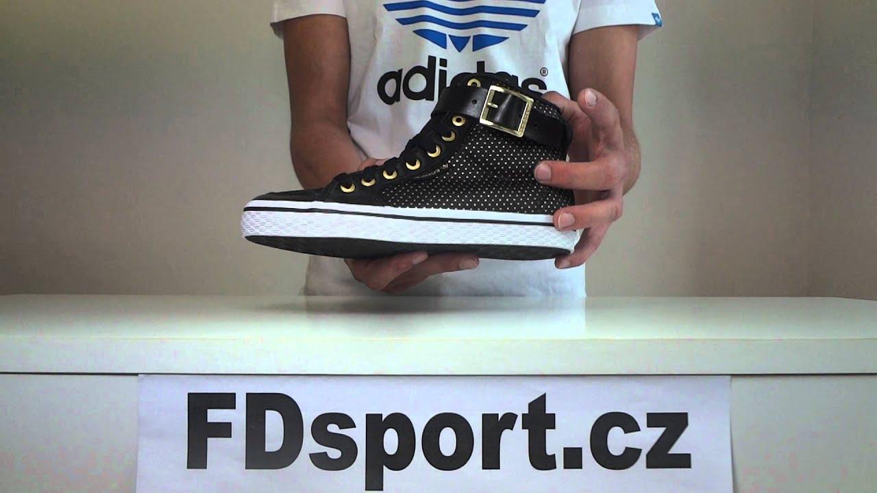 Dámské boty adidas HONEY BUCKLE W -G62728 - YouTube 3c4465ff5d3