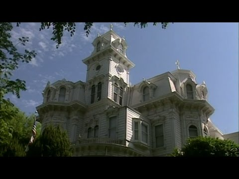 Visiting with Huell Howser: Governor's Mansion