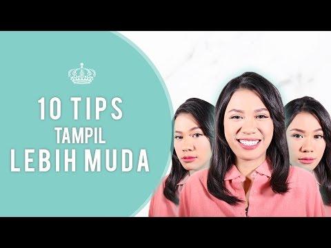 10-tips-tampil-lebih-muda