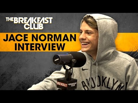 Nickelodeon's Jace Norman Fearlessly Faces The Breakfast Club, Talks Dyslexia, Depression + More