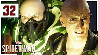 Let's Play Spiderman PS4 Part 32 - Picking up the Trail - Marvel's Spider-Man Gameplay