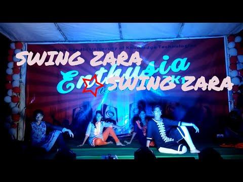 SWING ZARA- Jai Lava Kusa | Oka Paru Mugguru Devadasulu |By Girl Students at IIITN