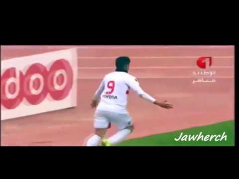Baghdad Bounedjah Skills & goals 2015-2016 HD