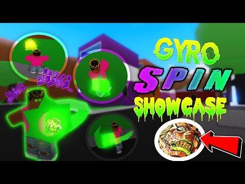 GYRO SPIN SHOWCASE ! I A Bizarre Day