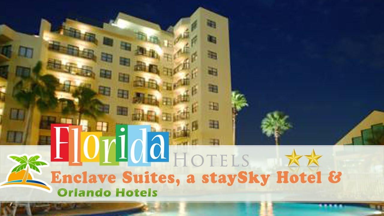 enclave suites, a staysky hotel & resort - orlando hotels, florida