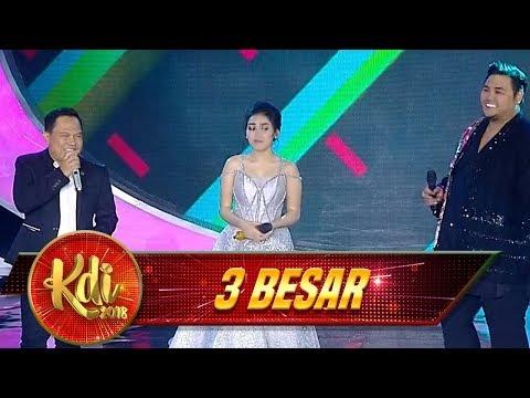 KDI Semakin Bergoyang! Wali Band Ft Igun Dan Ayu [YANK] - Final 3 Besar KDI (17/9)