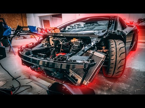 ITS ALL COMING TOGETHER *GALLARDO BUILD*
