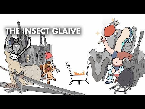 A Crap Guide to Monster Hunter World - Insect Glaive thumbnail