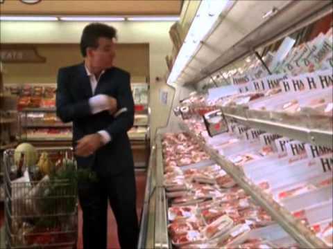 My Blue Heaven - Supermarket scene