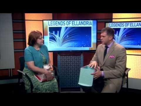Legends of Ellandria - WLOS TV, Asheville - June 4, 2016