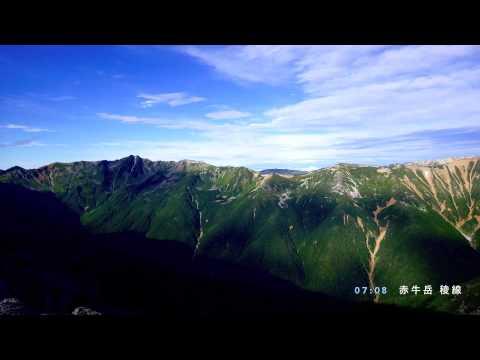 North Japanese Alps Hike 20130902-06