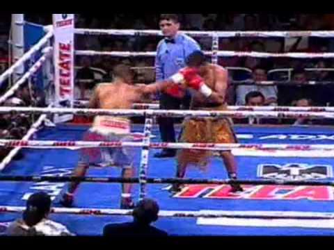"Giovani ""Guerrero Azteca"" Segura Vs Ivan ""Iron Man"" Calderon Round 2"