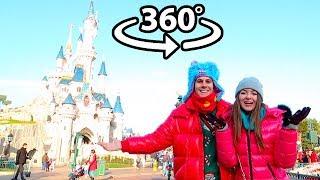 Gambar cover TOUR DI DISNEYLAND! (Video a 360 Gradi)