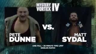 PWG Mystery Vortex IV Highlights
