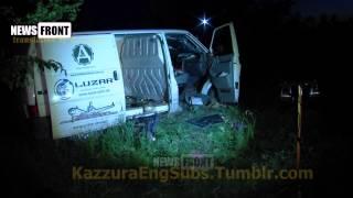 [eng subs] 18+ Alexei Mozgovoi assassination crime scene