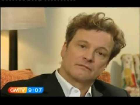Colin Firth's Adorable Reaction When He Is Told That He Is Handsome
