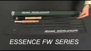 Ross Essence FW Fly Rod Series