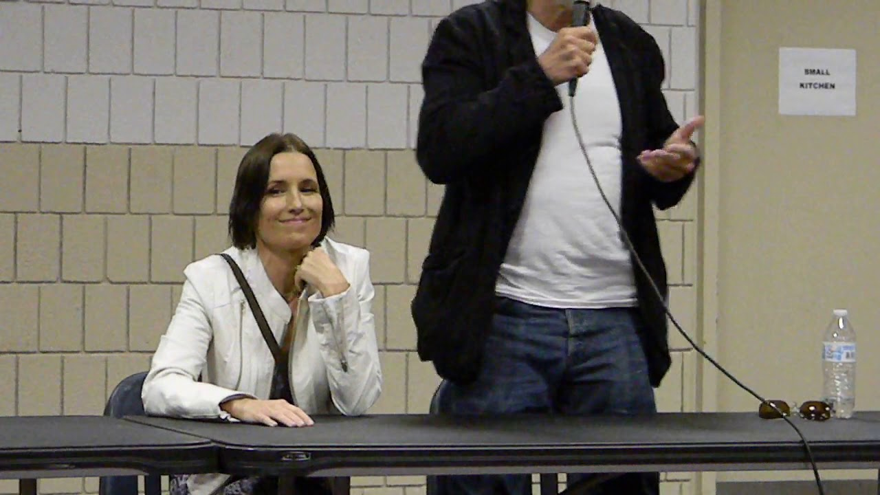 Tobin Bell Shawnee Smith panel part 2