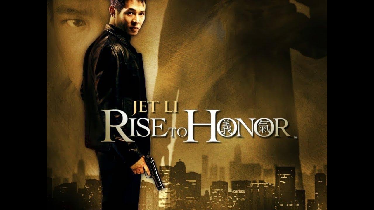 Jet Li: Rise to Honor PS2   Full Game Movie (English Subtitles)