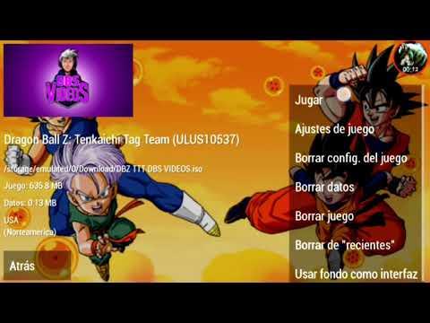 Dbz Ttt Super Mod / Gogeta Vs Broly - Dbs