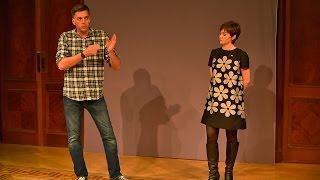 Iain Lee & Katherine Boyle Vs Radio