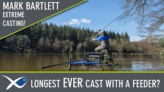 *** Coarse & Match Fishing TV *** Longest EVER cast with a feeder!?!?