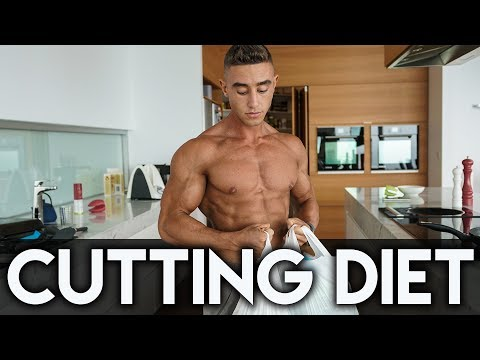 MY CUTTING DIET: Meal By Meal + My Cooking Tips | Zac Perna