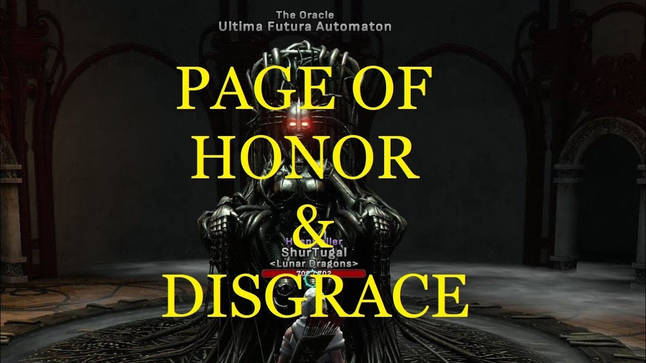 Disgrace is ... Honor and disgrace through the eyes of writers 71