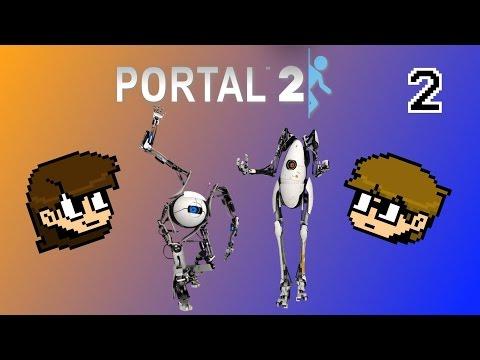 J2G Portal 2 Part 2: Musical Interludes!!