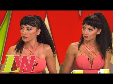 The Cheeky Girls Reveal How Anorexia Took Over Their Lives | Loose Women