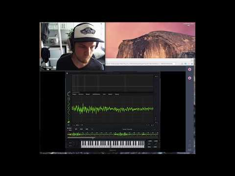 Sound Design with Serum Webinar - Advanced Use of Wavetable Editor