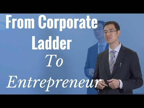 From Corporate Ladder To Entrepreneur & Real Estate Investor Stability - Vancouver Mortgage
