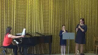 Marie Šteflová zobcová flétna - Třídní předehrávky Ivany Zdrálkové