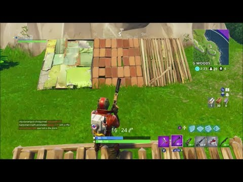 How To Change The Look Of Stairs In Fortnite!