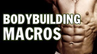 BODYBUILDING MACRO BASICS & WHAT ARE MACROS?