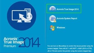 Acronis Recovery Windows XP,7,8,8 1,10  2016