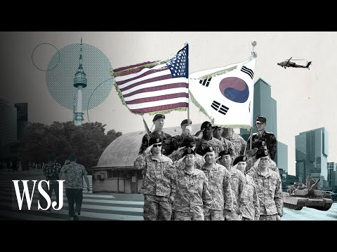 Oldest, Most Strategic U.S. Base For Deterring North Korea Shuts Down | WSJ