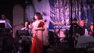 SHARMILA BARDEWA    A TRIBUTE TO TARA DEVI    SUBHAKAMANA EKAL SAANJH WITH RIYAZ BAND