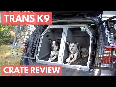TransK9 Dog Crate Review
