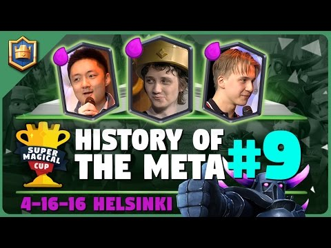 The Helsinki Tournament - Clash Royale History of the Meta