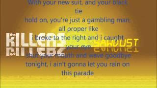 The Killers- The ballad of Michael Valentine (lyrics)