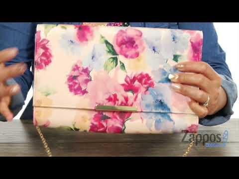 Jessica McClintock Nora Spring Floral Flap SKU: 9074384