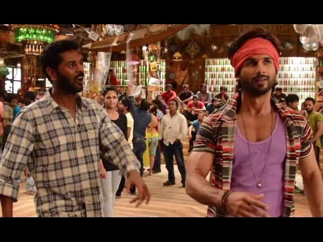 R...Rajkumar's Dance Moves Featuring Shahid Kapoor & Prabhu Dheva Travel Video