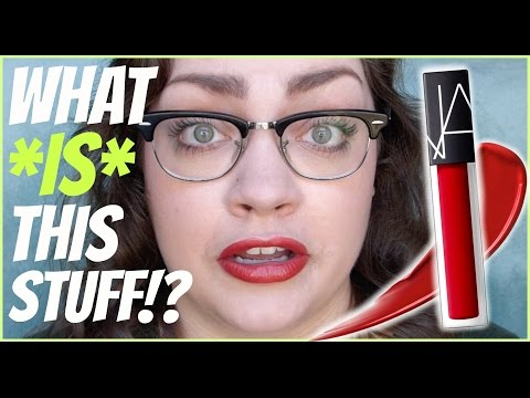 Let's Test!: NARS Velvet Lip Glide