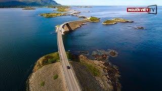Atlantic Ocean Road: Một trong những con đường đẹp nhất thế giới
