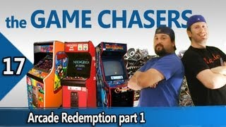 Game | The Game Chasers Ep 17 Arcade Redemption part 1 | The Game Chasers Ep 17 Arcade Redemption part 1
